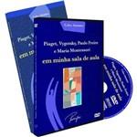 Piaget, Vygotsky, Paulo Freire e Maria Montessori em Minhas Sala de Aula