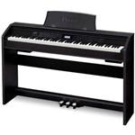Piano Digital 88 Teclas Privia Polifonia 128 Px-780bk Casio
