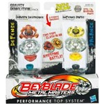 Pião Beyblade - Kit de Batalha - Gravity Demolition - Hasbro