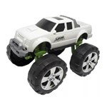Pick-up Nitrus Branca - Usual Brinquedos