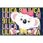 Pijama Lilica Ripilica Cinza Bebê Menina 34024