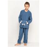 Pijama Longo com Bolso - Raposas 2