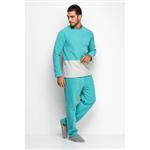 Pijama Masculino de Soft - Napolitano P