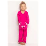 Pijama Mini com Bolso - Raposas 2
