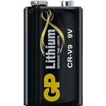 Pilha 9V de Lithium Gp
