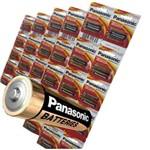 Pilha Alcalina Panasonic Pequena Aa Cartelão 2x10