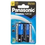 Pilha 2c Panasonic