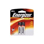 Pilha Energizer Max Pequena Aa (dupla)