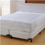 Pillow Top King Fibras Lit Blanc - Altenburg