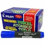 Pincel Atômico Pilot 1100-P Azul 12 Unidades 1021903