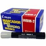 Pincel para Quadro Branco Pilot WBM-7 Preto 12 Unidades 11274