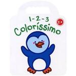 Pinguin: 1 2 3 Coloríssimo 2+