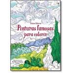 Pinturas Famosas para Colorir