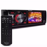 Pioneer - Dvd Player Dvh-7880av Usb Frontal Am Mp3