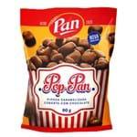 Pipoca Caramelizada Coberta com Chocolate ao Leite 80g - Pan