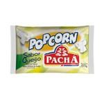 Pipoca P/micro Pacha Queijo Caixa com 24 - 100g