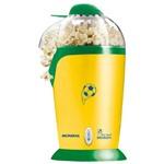 Pipoqueira Mondial Edição Especial Stadium Verde/Amarelo/Azul