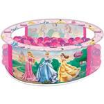 Piscina de Bolinha Princesas Líder Rosa