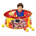 Piscina de Bolinhas os Incríveis - Líder Brinquedos