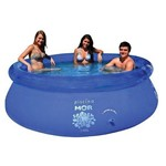 Piscina Infantil Splash Fun 2400l Mor