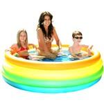 Piscina Inflável Arco-Íris 550 Litros - Mor