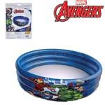 Piscina Inflável Avengers 115 Litros Etitoys