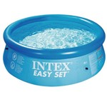 Piscina Inflável Redondo Easy Set Intex 3.853 Litros