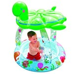 Piscina Inflavel Tartaruga Turtle Baby Pool - Intex