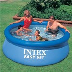 Piscina PVC Easy Set Redonda 2.419 L - Intex