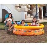 Piscina Splash Fun Estampada - 1,45cm X 38cm - 520l