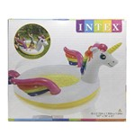 Piscina Spray Unicornio 151 Litros - Intex