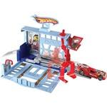 Pista Hot Wheels Desafios na Cidade Garagem Oficina - Mattel