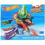 Pista Hot Wheels Laboratório Cientifico Mattel