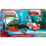 Pista Hot Wheels Marvel Conjunto Spidey Play Set - Mattel