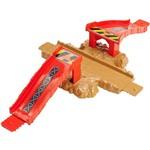Pista Hot Wheels Track Builder Ação - Encruzilhada BGX66/BGX68 Mattel