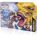 Pista Metal Machines T-rex Attack Candide