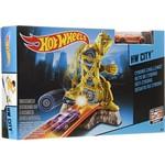 Pista Radical Hot Wheels Desafio do Cyborg - Mattel