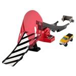 Pista Team Hot Wheels - Manobras Radicais - Pista Estilingue - Mattel
