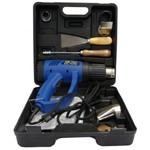 Pistola Ar Quente 110v/1800w Azul