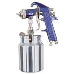 Pistola de Pintura Alta Produção Caneca em Alumínio com Bico de 1,8 Mm - Mod. 25a - Arprex