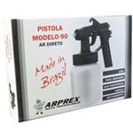 Pistola de Pintura Ar Direto Bico 1,2mm Mod. 90 Arprex