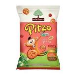 Pitzo Salgadinho Integral Orgânico Sabor Pizza Mãe Terra 45g
