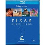 Pixar Short Films 3 - Blu Ray Filme Infantil
