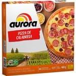Pizza Calabresa Aurora 460g