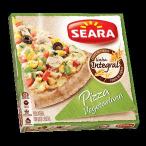 Pizza Seara Integral Vegetariana 380g