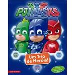 PJ Masks - um Trio de Heróis