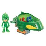 Pj Masks - Veículo com Personagem - Lagartixomóvel - Série 3 - Dtc