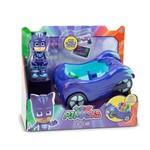 PJ Masks Veículo com Personagem - Menino Gato - Dtc 4158