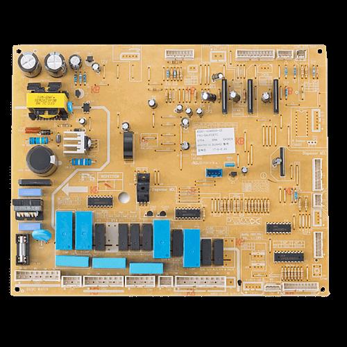 Placa Controle Refrigerador - Ss72x Sh72b