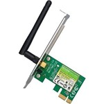 Placa de Rede Wireless Pci-express N 150m - Tl-wn781nd